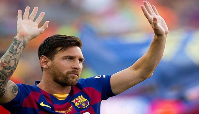 Lionel Messi: 'Barselona' - mənim evimdir, getmək istəmirəm'