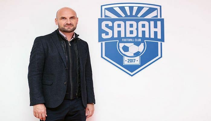 """В """"Сабах"""" назначен хорватский тренер"""