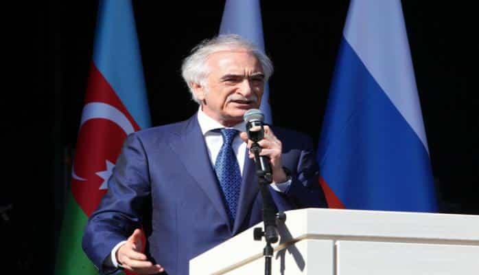 Polad Bülbüloğlu: 'Rusiya azərbaycanlılarının özlərini bu ölkənin vətəndaşları kimi hiss etmələri vacibdir'
