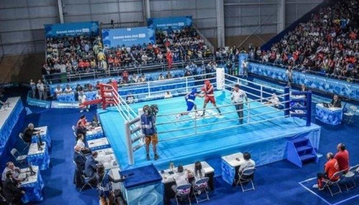Azərbaycan boksçusu olimpiadada bürünc medal qazanıb