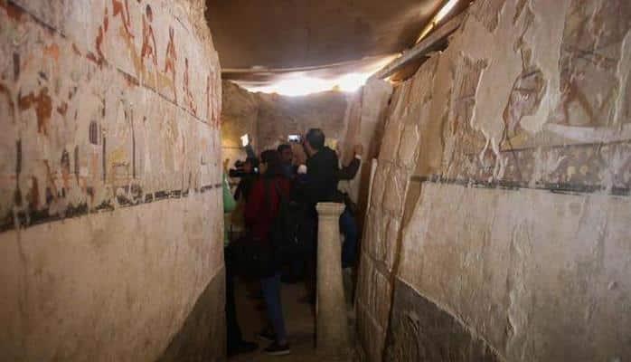 Misirdə 3700 illik hamilə qadın məzarı tapıldı