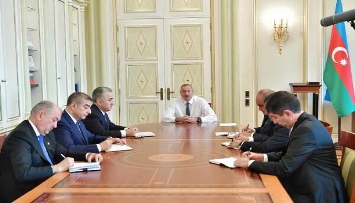 Prezident başçılardan tələbini detallarına qədər açıqladı