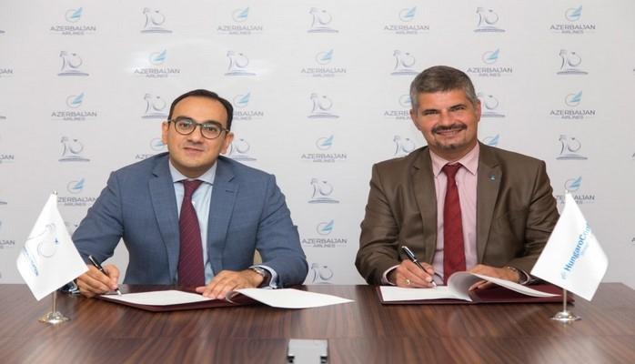 AZAL и HungaroControl будут сотрудничать в области управления воздушным движением