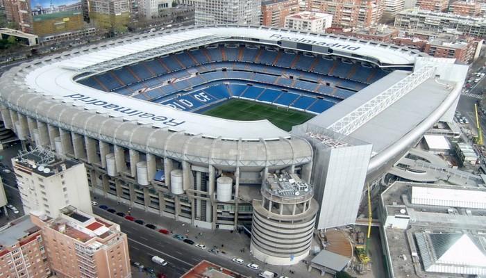 На реконструкцию стадиона футбольного клуба «Реал-Мадрид» выделено 525 миллионов евро