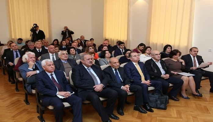 Состоялось Общее собрание Отделения гуманитарных наук НАНА