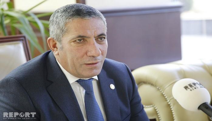 Депутат предложил учредить медаль азербайджанского парламента