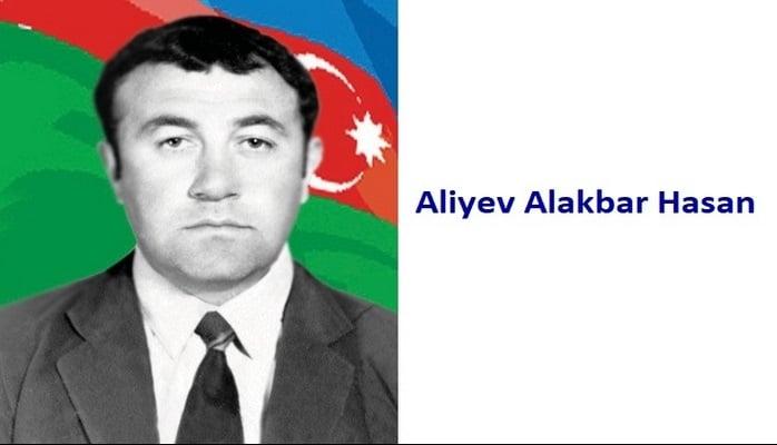 Aliyev Alakbar Hasan