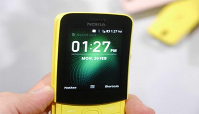 """""""Nokia"""" şirkəti """"LTE"""" texnologiyasını dəstəkləyən düyməli telefonunu təqdim edəcək"""