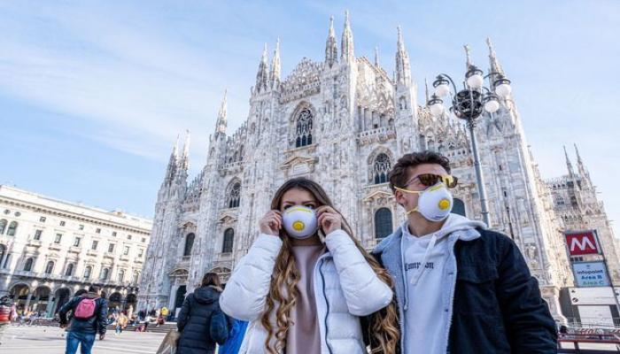 В Италии из-за коронавируса за сутки умерли 575 человек