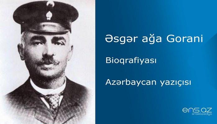 Əsgər ağa Gorani