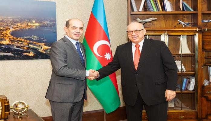 Азербайджан и Иордания откроют прямое авиасообщение