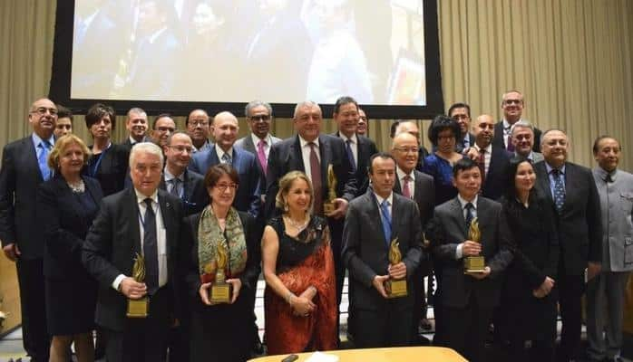 Azərbaycanlı diplomat nüfuzlu beynəlxalq mükafata layiq görülüb