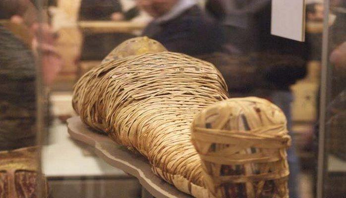 Misir mumiyalarında gizlədilmiş məktub tapıldı