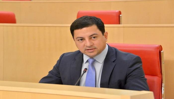 Gürcüstanda yeni parlament sədri seçilib