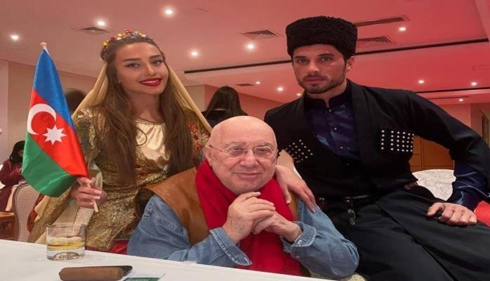 Азербайджанец выбран самым красивым мужчиной планеты, а азербайджанка - Азии