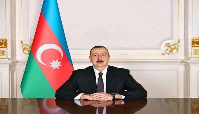 """İlham Əliyev """"Rossiya 24""""ə müsahibə verdi"""