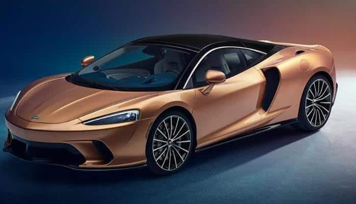 McLaren показал новый практичный суперкар GT