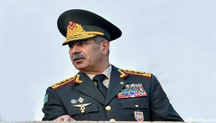 """Müdafiə naziri: """"Budəfəki tədbirlər 2016-cı ilin aprelindən fərqli olacaq"""""""
