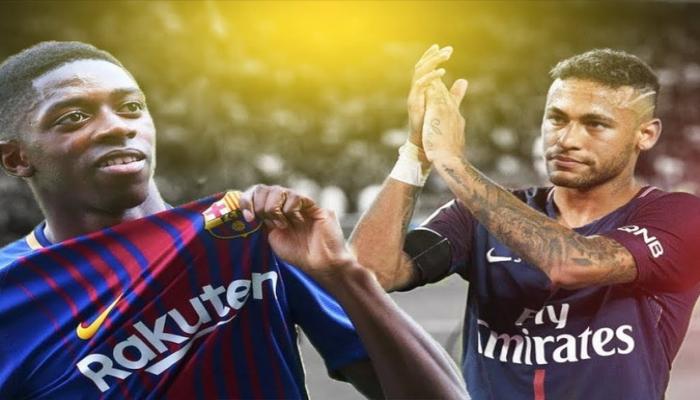 """""""Barcelona"""" klubunun prezidenti: Dembele Neymardan yaxşıdır"""