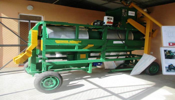 В Азербайджане сдано в эксплуатацию очередное предприятие по переработке кормов