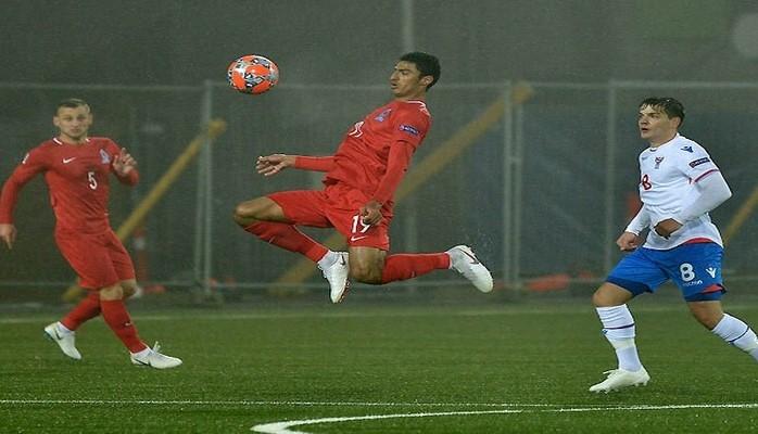 Азербайджан одержал первую победу в Лиге наций УЕФА