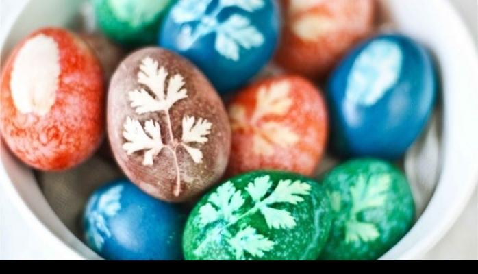 Novruz yumurtalarının kreativ boyama üsulları