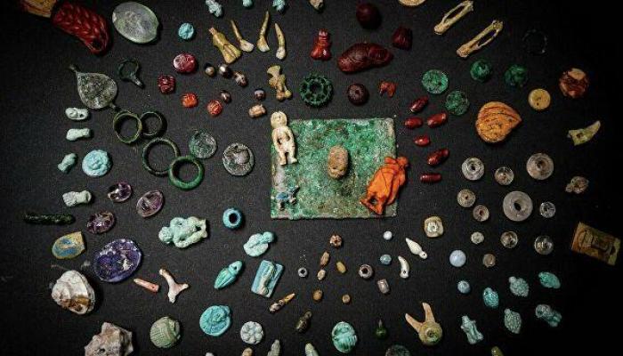 Археологи обнаружили в Помпеях сокровищницу