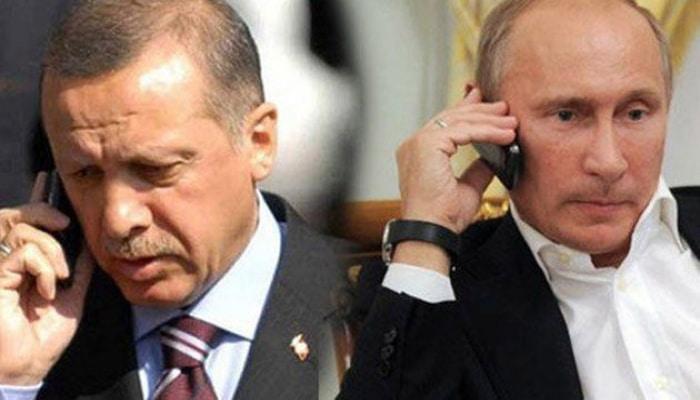 Putin və Ərdoğan danışdı: Hər iki tərəf hazırdır!