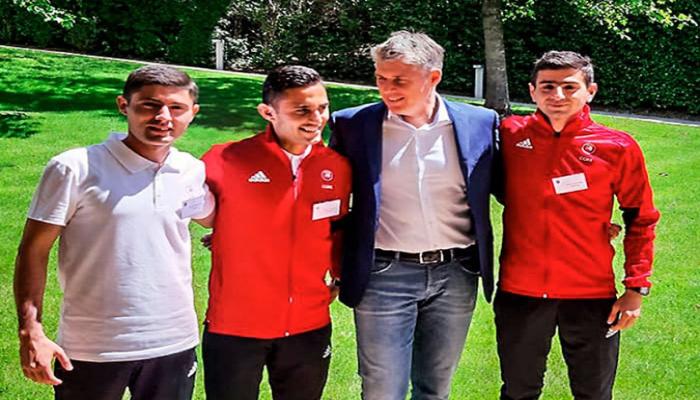 Azərbaycanlı hakimlər CONCACAF turnirinə təyinat alıb