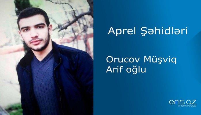 Orucov Müşfiq Arif oğlu