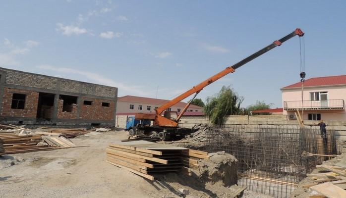 Tərtərdə xalça istehsalı emalatxanası inşa olunur