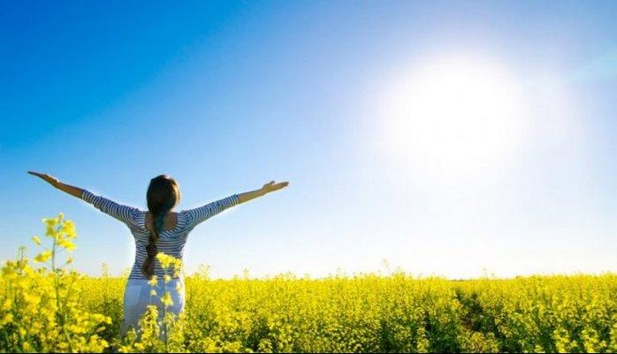 Güneşin İnsan Vücudunda Yarattığı 7 Eşsiz Mucize