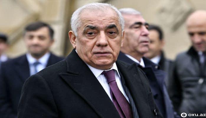 Али Асадов произвел новое назначение
