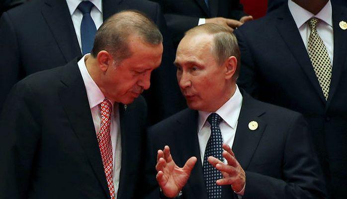 Путин едет в Турцию