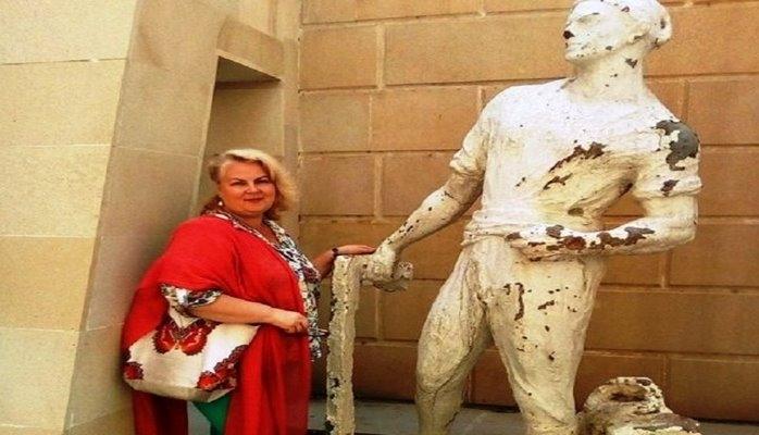 Утерянная работа Эрьзи найдена в Азербайджане