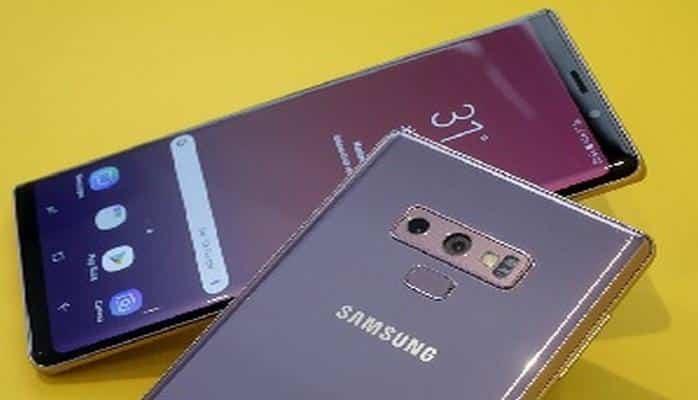 """""""Samsung Galaxy Note 9"""" smartfonu təqdim edilib"""