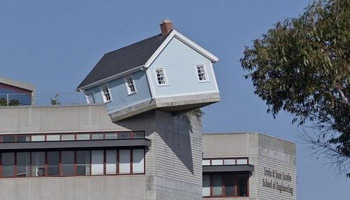 Самые экстремальные жилища мира