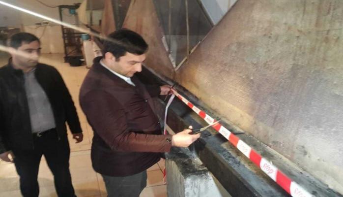 В Баку с некоторых домов торжеств сняли ограничение на использование мангалов