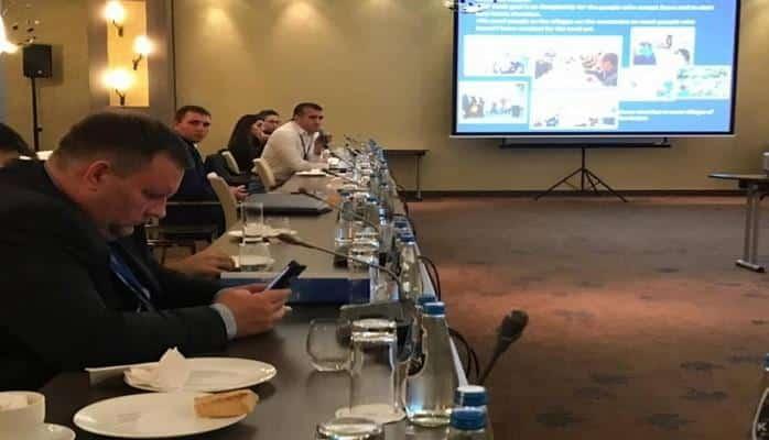 На совещании в области человеческого измерения ОБСЕ была проведена презентация о современном положении протестантских общин в Азербайджане