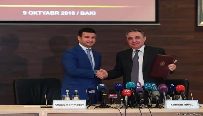Главное управление по борьбе с коррупцией и Агентство развития малого и среднего бизнеса Азербайджана подписали меморандум