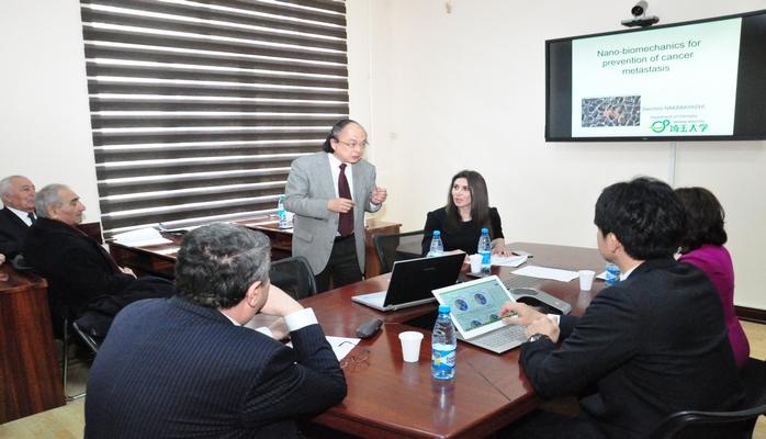 Институт истории Национальной академии наук (НАНА) Азербайджана совместно с ASAN Radio начал реализацию проекта «История Азербайджана».