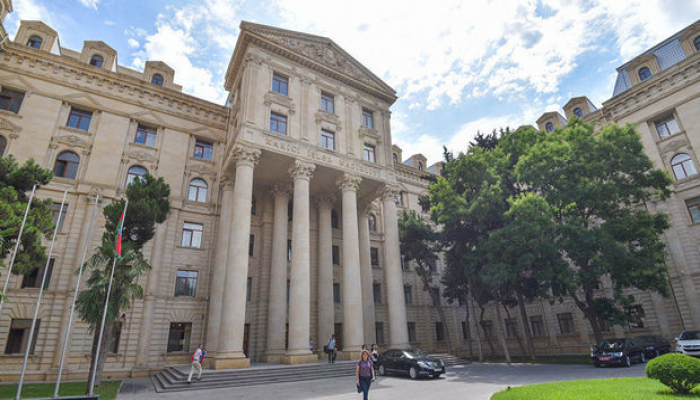 МИД Азербайджана ответил Пашиняну