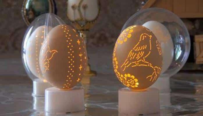 26 manata yumurta: azərbaycanlının əl işləri dünyaya satılır