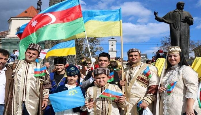 Во Львове прошел фестиваль этнических культур