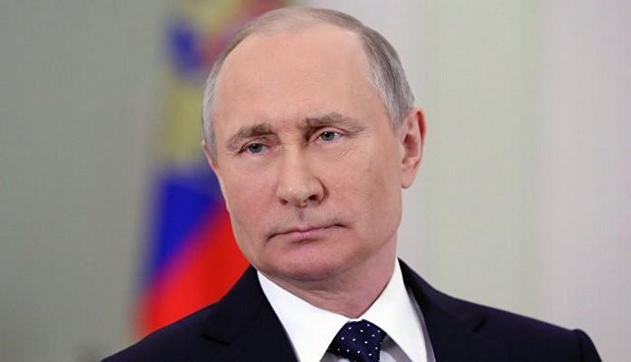 Vladimir Putinin Türkiyəyə səfəri başlayıb