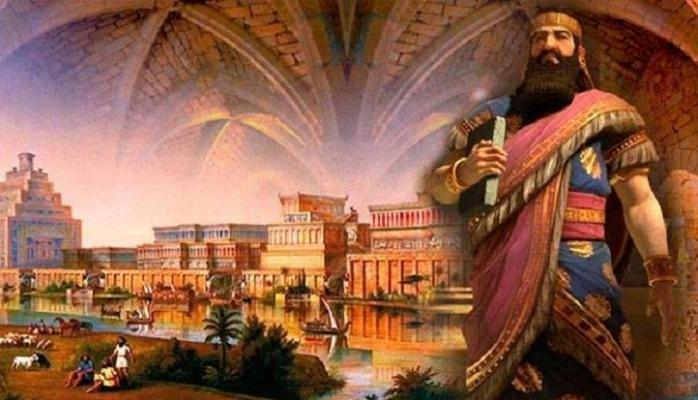 Tarixin ilk böyük kitabxanası- AŞŞURBANİPAL KİTABXANASI