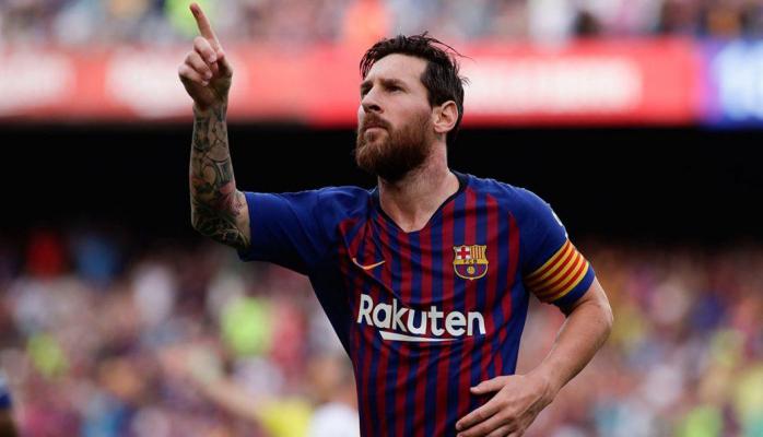 «Барселона» хочет продлить контракт с Месси