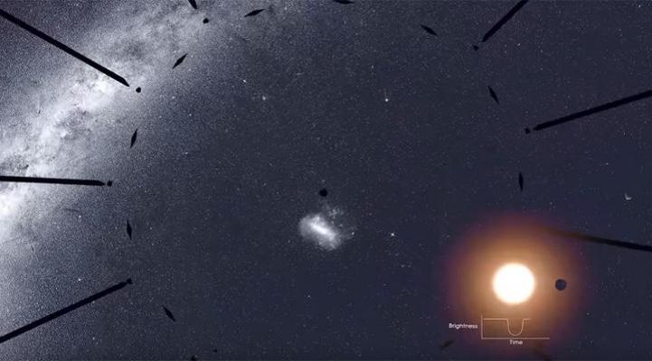 NASA su mənbəyi olan yeni planet tapdı