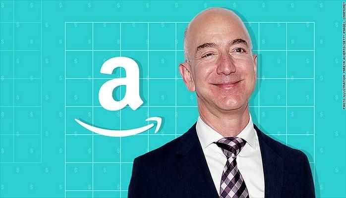 Bəşər tarixinin ən zəngin insanı - Bezos