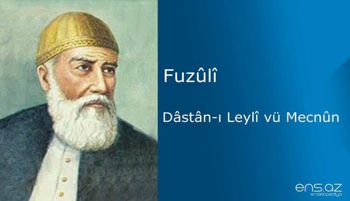 Fuzuli - Leyla ve Mecnun